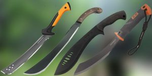 Best Machetes for Clearing Brushes