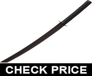 Cold Steel Tactical Katana Machete 97TKMS Review