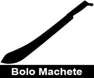 Bolo Machete