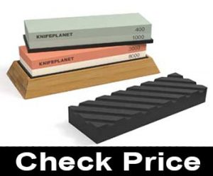 Complete Knife Sharpening Stone Set Review