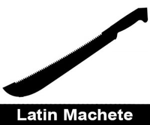 Latin Machete