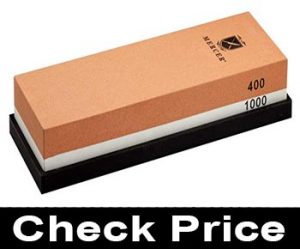 Mercer Culinary Sharpening Stone Review