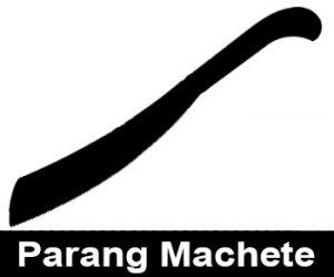 Parang Machete