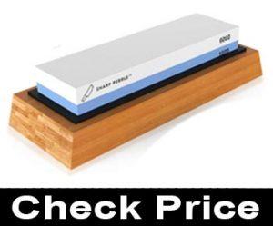 Sharp Pebble Premium Whetstone Knife Sharpening Stone Review