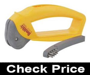 Smith's 50582 Axe and Machete Sharpener Review