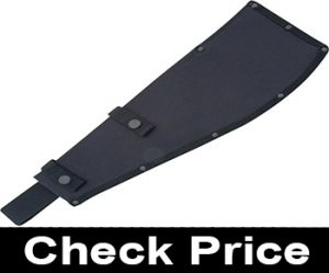 Heavy Machete Sheath Review