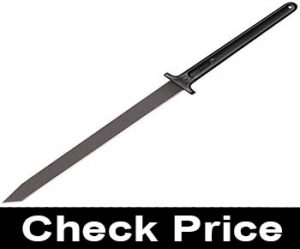 Cold Steel Two-Handed Katana Machete Review
