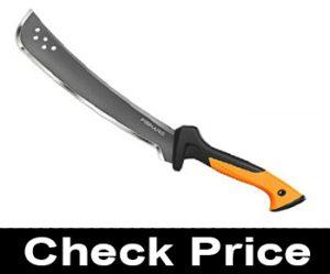 Fiskars Clearing Tool Garden Machete Review