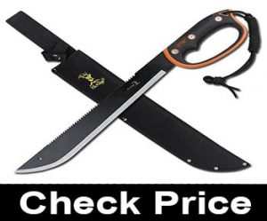 Snake Eye Tactical Machete Review