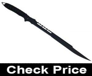 Whetstone Cutlery Full Tang Ninja Machete Review