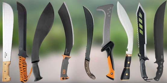 Top 20 Best Machete Knife Reviews 2022 [Buyer's Guide]