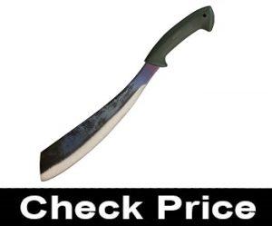 Condor Tool & Knife Bushcraft Parang Machete Review
