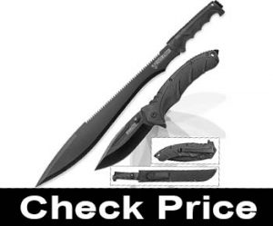 Bushmaster Cobra Strike Tactical Machete Knife