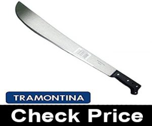 Tramontina Inch Bush Machete with Poly Handle