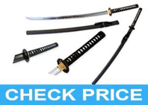 Vulcan Gear Traditional Handmade Sharp Katana Samurai Sword