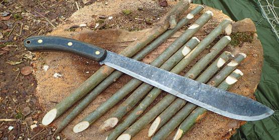 Best Machete for Bamboo